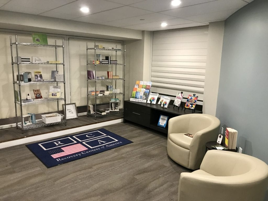 An inside look at Alumni Connections at Recovery Centers of America at Devon